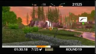 Deer Drive Wii gameplay