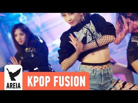 (G)I-DLE ((여자)아이들) - LATATA | Areia Kpop Fusion #39 REMIX
