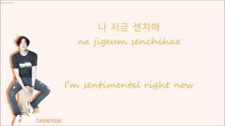 Winner - Sentimental(센치해) Color Coded Lyrics [Han/Rom/Eng]