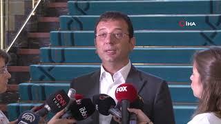İBB Başkanı Ekrem İmamoğlu'ndan 'Toplu Taşımalara' Zam Açıklaması