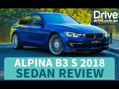 Alpina B3 S 2018 Sedan Review | Drive.com.au