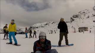 scuola snowboard: FREESTYLE CONNECTION 2013
