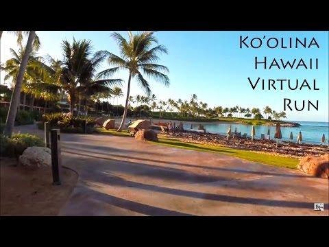 Ko'Olina Hawaii Virtual Run