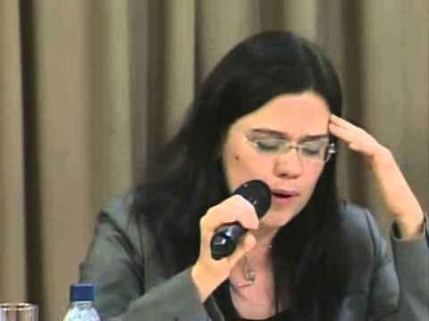 Diálogo Maduro-Oposición: Palabras de Blanca Eekhout