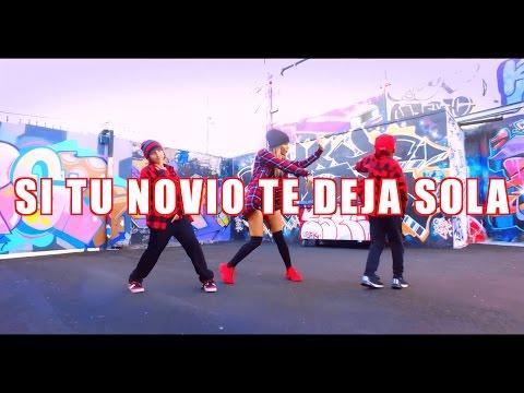 J Balvin - Si Tu Novio Te Deja Sola ft. Bad Bunny | Magga Braco Dance Video