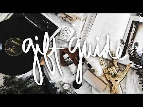 Holiday Gift Guide! (2016) 🎁 Affordable, Trendy & UNISEX!
