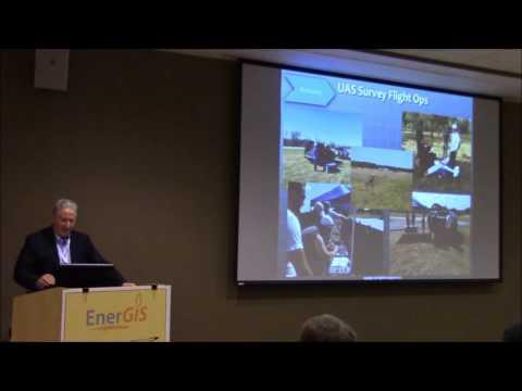 EnerGIS 2016: Keynote Day 2 - UAS for GIS, Devon Humphrey