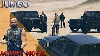 Jumbo - Action Movie  | GTA 5 | (Grand Theft Auto V Movie)