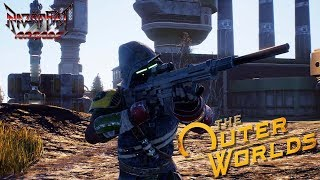 RazörFist Arcade: THE OUTER WORLDS