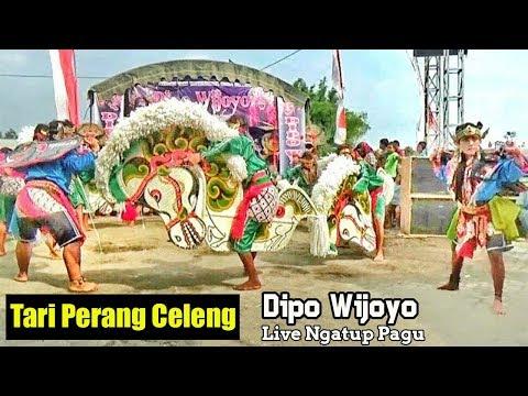 Tari Perang Celeng Jaranan Dipo Wijoyo==JOOSS==Live Ngatup Pagu