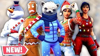 Fortnite Christmas Skins Coming Back & NEW Fortnite Christmas Skins (Merry Marauder, Nog Ops & MORE)