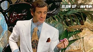 C'est quoi Jean-Paul Belmondo - Blow Up - ARTE