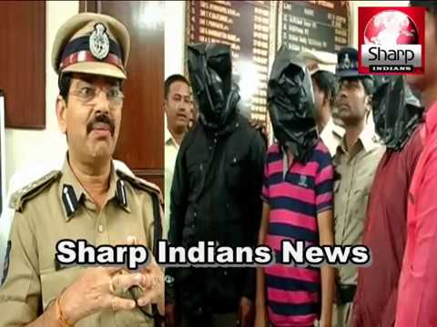 GUJARAT & RAJASTHAN SNATCHING GANG ARRESTED BY HYDERABAD EAST ZONE POLICE 2016.