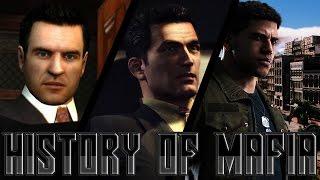 History of Mafia Games (2002-2016)