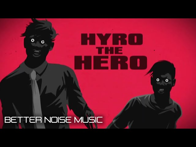 Hyro The Hero - Retaliation Generation feat. Spencer Charnas (Official Lyric Video)