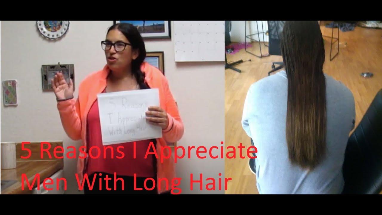 5 Reasons I Appreciate Men With Long Hair
