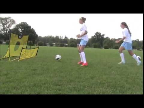 SKLZ ECNL u14 PDA girls