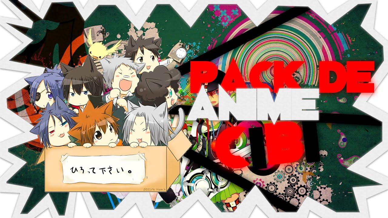 Drscargar Pack De Anime Chibi Gratis 2015