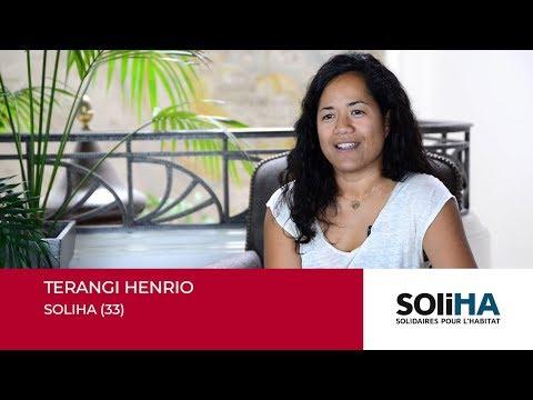 Terangi HENRIO, Soliha (33)