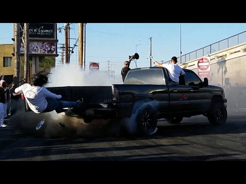 Crenshaw Takeover | Sunday Funday | ejecto seato cuz