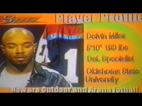 Delvin Myles Bakersfield Blitz profile