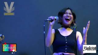 KATRINA VELARDE - Don't You Worry 'Bout A Thing (The MusicHall   September 26, 2018) #HD720p Video