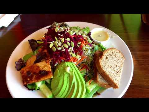 Vegetarian Food Of Vancouver Canada
