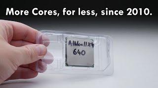 AMD Athlon II X4 640 - 9 Year old CPU still going strong?