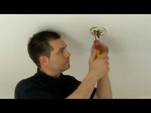 How to Change a Pendant Light Fitting - Your Local Electricians