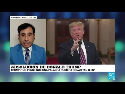"""Patricio Zamorano: """"Trump va a usar sin duda este triunfo para potenciar su campaña"""""""