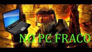 Como baixar e instalar (Halo 2) no PC fraco. PT BR