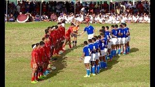 School Rugby Opening 2018 - Tonga College Atele vs Tupou College Toloa