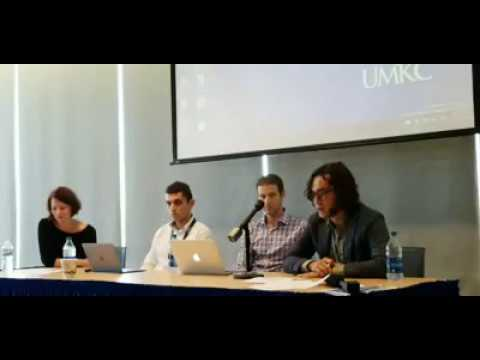 MMT and the Humanities: Maxx Seijo, Scott Ferguson, Billy Saas, Joanna   UMKC MMT Conference 2017