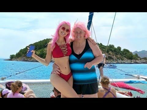 Our Honeymoon In Spain   VLOG   Lesbian Couple thumbnail