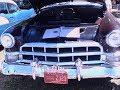 1949 Cadillac Two Door Sedan Series 61 Maroon Vero Beach 031817