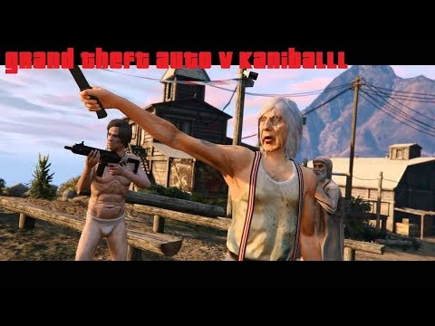 Misteri GTA V (Desa Kanibal) Buat yang penasaran :D