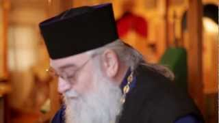 Father Michael Spainhoward of Saints Cyril and Methodius Orthodox Church in Chico, California