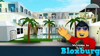 LA mia CASA DREAM Built in Benvenuti a Bloxburg !! - Roblox