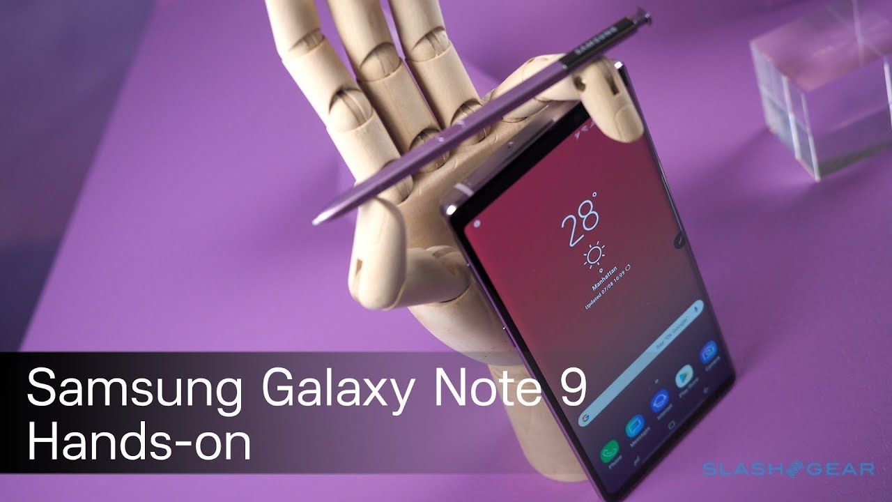 The big Note 9 deals on preorder day - SlashGear