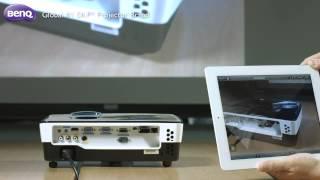 видео Проектор BenQ SH963