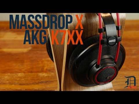 MASSDROP AKG K7xx Red Edition - Will These Replace My $80 Headphones?