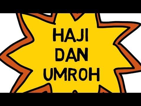 Masih banyak kaum muslimin yang belum mengetahui tentang perbedaan Ibadah Umroh dan Ibadah Haji. Mes.