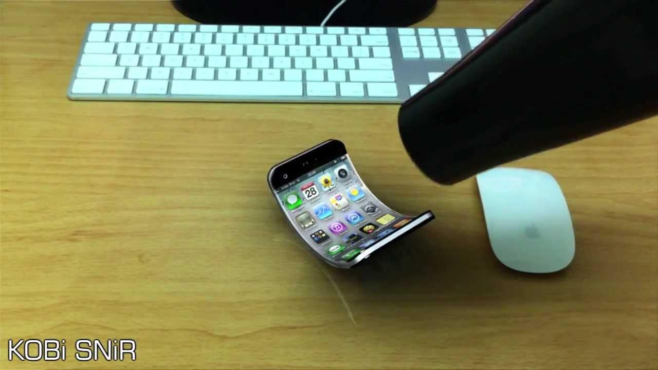 New Apple iPhone iFlex Test.mp4
