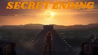 SECRET ENDING SCENE (POST CREDIT) - SHADOW OF THE TOMB RAIDER (PS4/XBOX ONE - 2018)