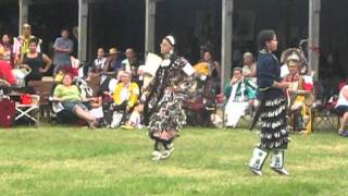 Teen Jingle @ Manito Ahbee Pow Wow Red River Ex 2011
