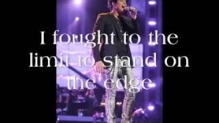 Adam Lambert - No Boundaries (Studio version)