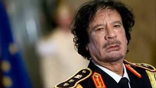 Muammer Kaddafi Neden Öldürüldüğünü Bilmiyorsanız, Bu Videoyu SİLİNMEDEN İzleyin !