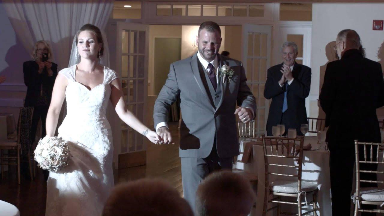 matthew amp courtneys wedding highlight video youtube
