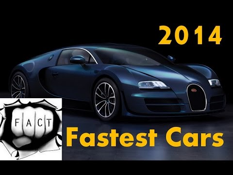 Top 10 Fastest Cars In The World In 2014