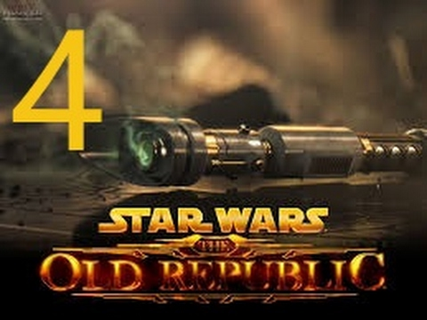 Starwars: The Old Republic Episode Four Lets Chat Live